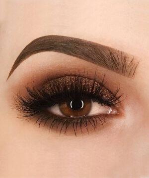 Цветовые контрасты в макияже глаз 4