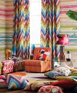 Курс Текстиль и шторы в интерьере для дизайнеров и декораторов