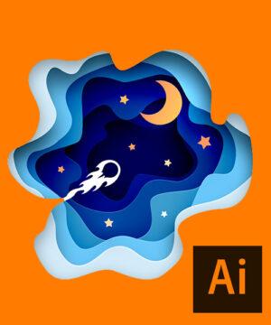 Векторная графика в Adobe Illustrator СС - видеокурс