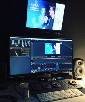 Монтаж в Premiere Pro 2 - видеокурс