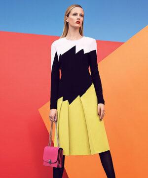 Съемка для Fashion журнала - видеокурс