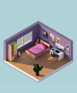 Курс Дизайн квартиры в Archicad