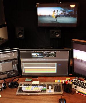 Видеомонтаж в Premiere Pro - Часть II: спецэффекты и видеообработка