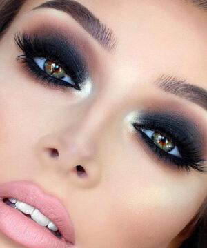 Цветовые контрасты в макияже глаз 1