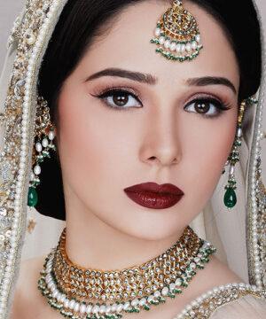 Видео по свадебному макияжу. Восточные образы - видеокурс