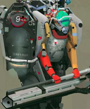 Курс Рисование персонажей в 3D Max и Photoshop