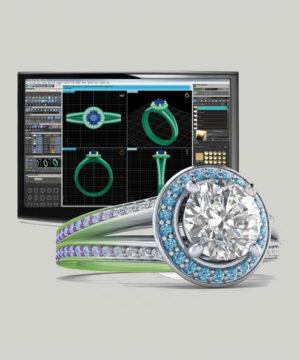 Курс 3D моделирование для ювелиров