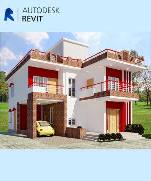 Курс Revit Architecture - частный дом