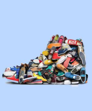 Курс Дизайн спортивной обуви