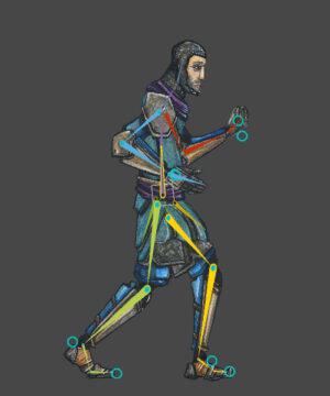 Курс Unity - Скелетная анимация