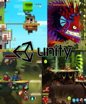 Курс создания 2D-игр в Unity