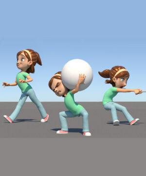 Курс 3D Анимация