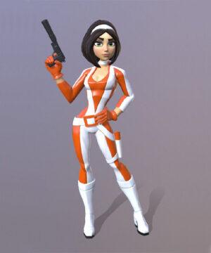 Курс Создание 3D персонажа ZBrush