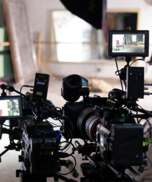 Курс Практика видеосъёмки