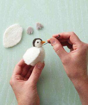Курс Валяние игрушек из шерсти