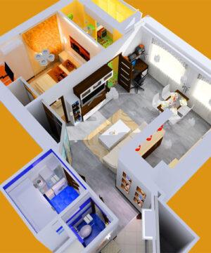 Курс по планировке и перепланировке квартир