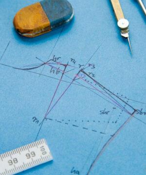 Курс Конструирование одежды