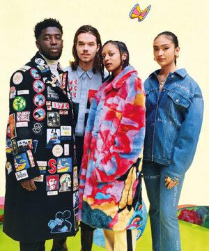 Курс Дизайн коллекции одежды
