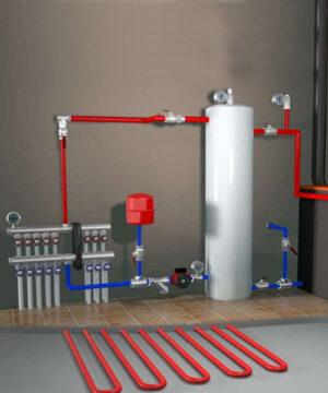 Монтаж водоснабжения и канализации в своем доме