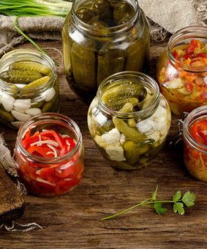 Ферментированные продукты и пробиотическая кухня - видеокурс