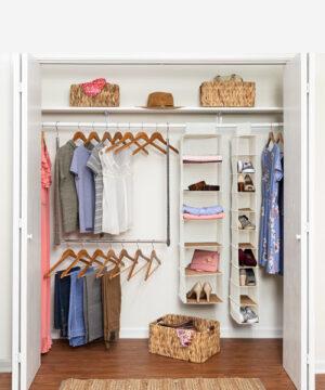 Курс - Планирование зон хранения и гардероб