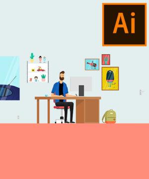 Adobe Illustrator продвинутый видеокурс