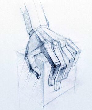 Курс Рисуем человека. Геометрия и перспектива