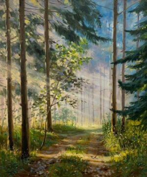 Курс рисования пейзажа