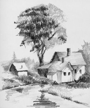 Курс Рисунок карандашом