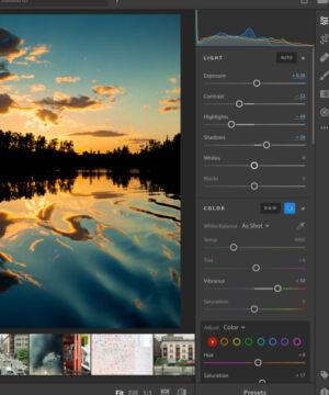 Курс Lightroom для фотографов