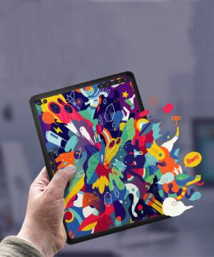 Курс Иллюстрация на iPad