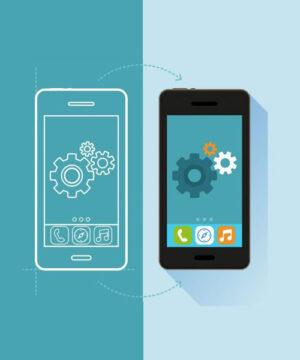 Дизайн мобильного приложения с нуля - UX и UI дизайн