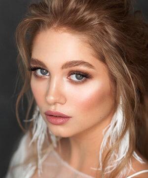 Видео по свадебному макияжу. Сложные образы