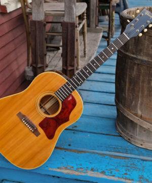 Курс Техника акустической гитары
