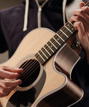 Курс Игра на гитаре - ускоренный