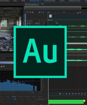 Курс обработка звука в Adobe Audition